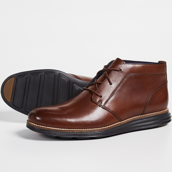 92568c115b059 New Men s Cole Haan Original Grand Chukka Boots